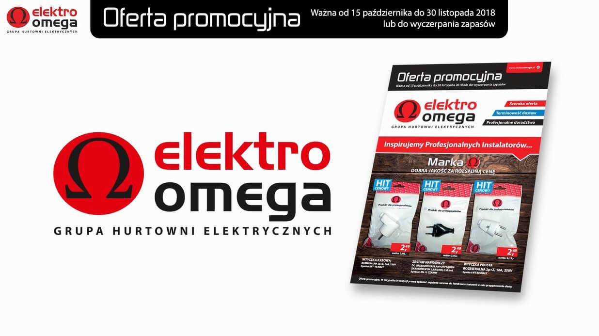 Gazetka Elektro Omega - Pażdziernik-Listopad